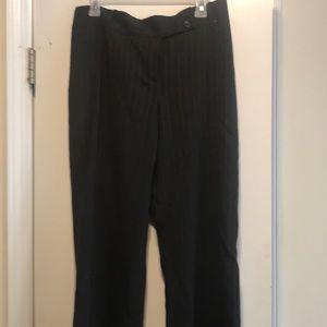 NWT!! Ann taylor Margo pinstripe dress pants